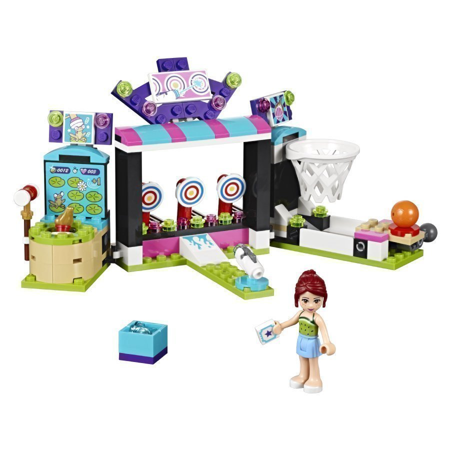Lego Friends Huvipuiston Peliautomaatti 41127
