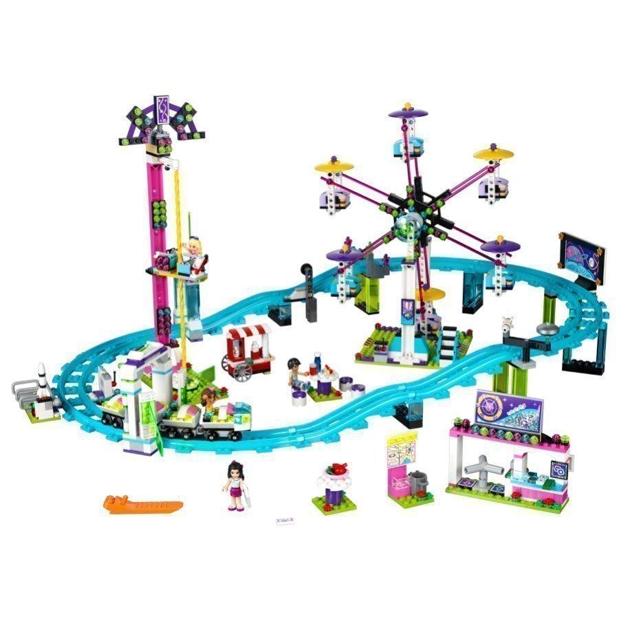 Lego Friends Huvipuiston Vuoristorata 41130