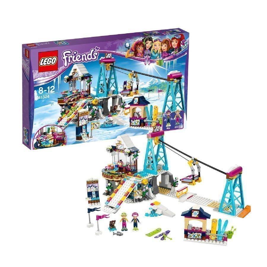 Lego Friends Laskettelukeskuksen Hiihtohissi 41324