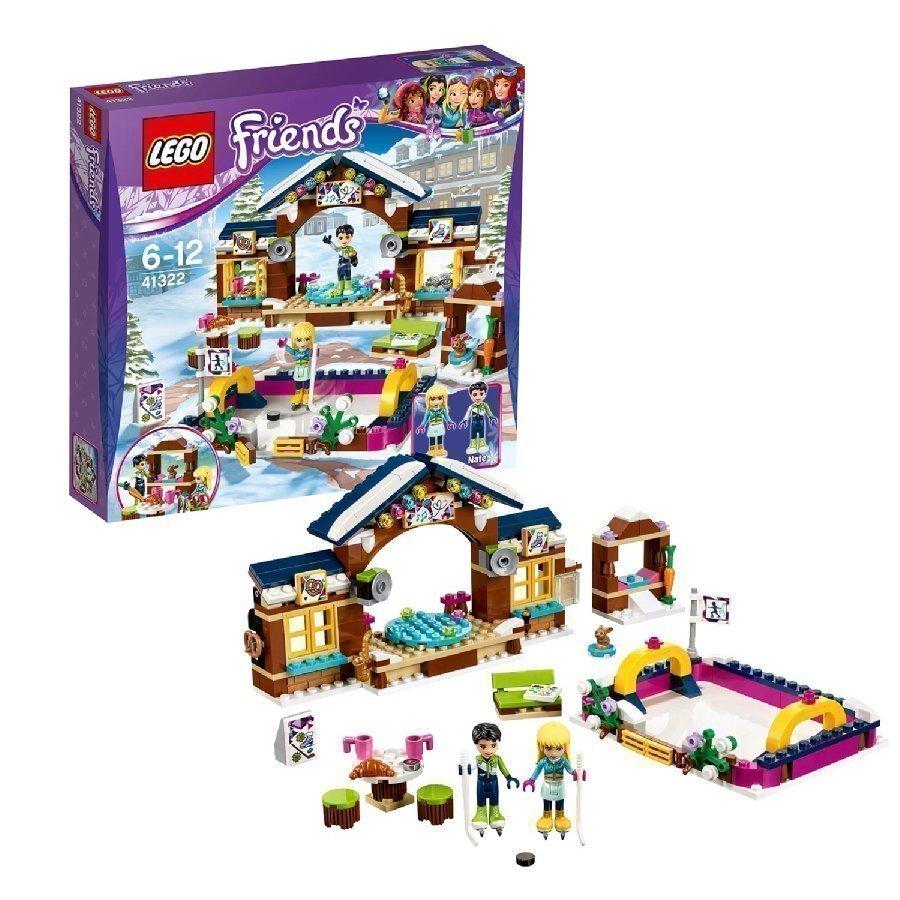 Lego Friends Laskettelukeskuksen Luistelukenttä 41322