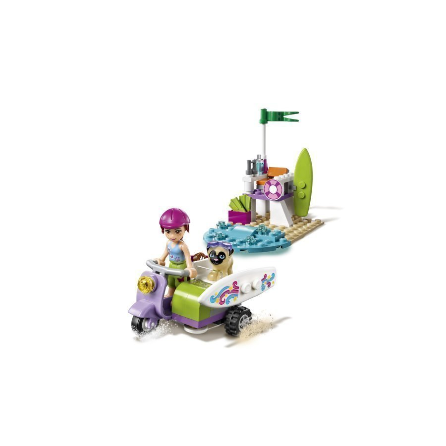 Lego Friends Mian Rantaskootteri 41306