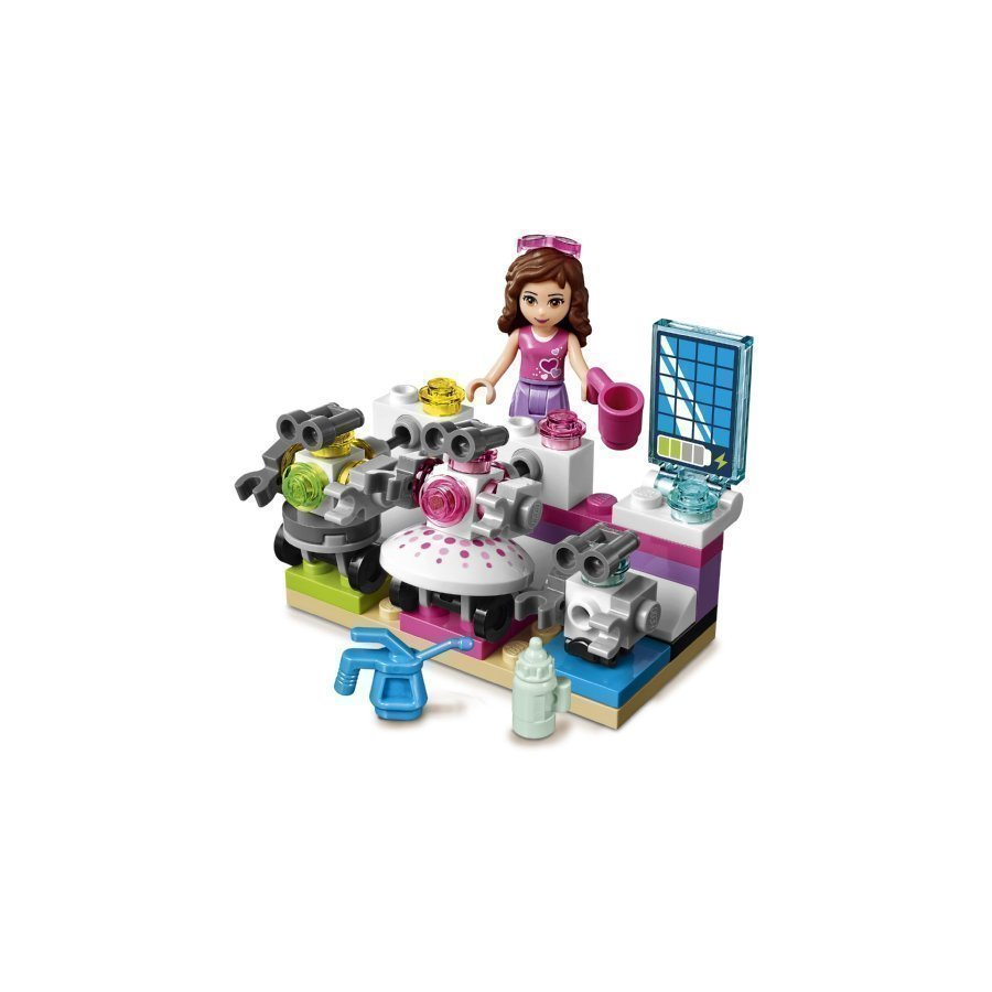 Lego Friends Olivian Luovuuden Laboratorio 41307