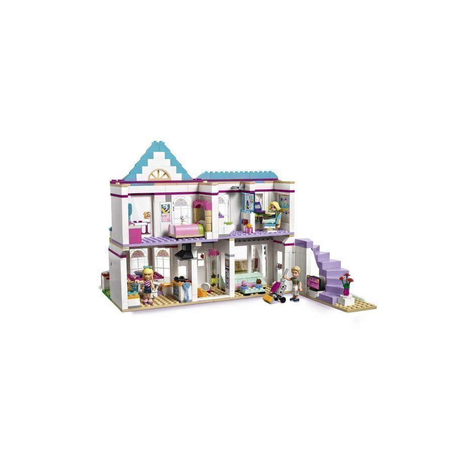 Lego Friends Stephanien Talo 41314