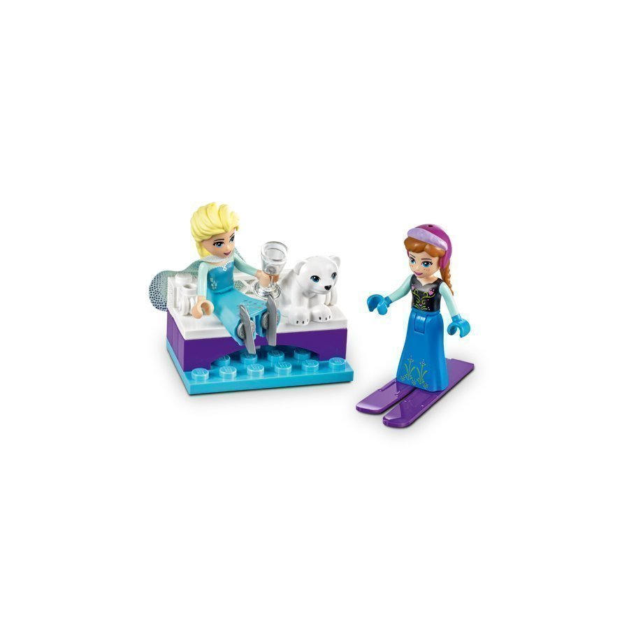 Lego Juniors Annan Ja Elsan Talvileikit 10736