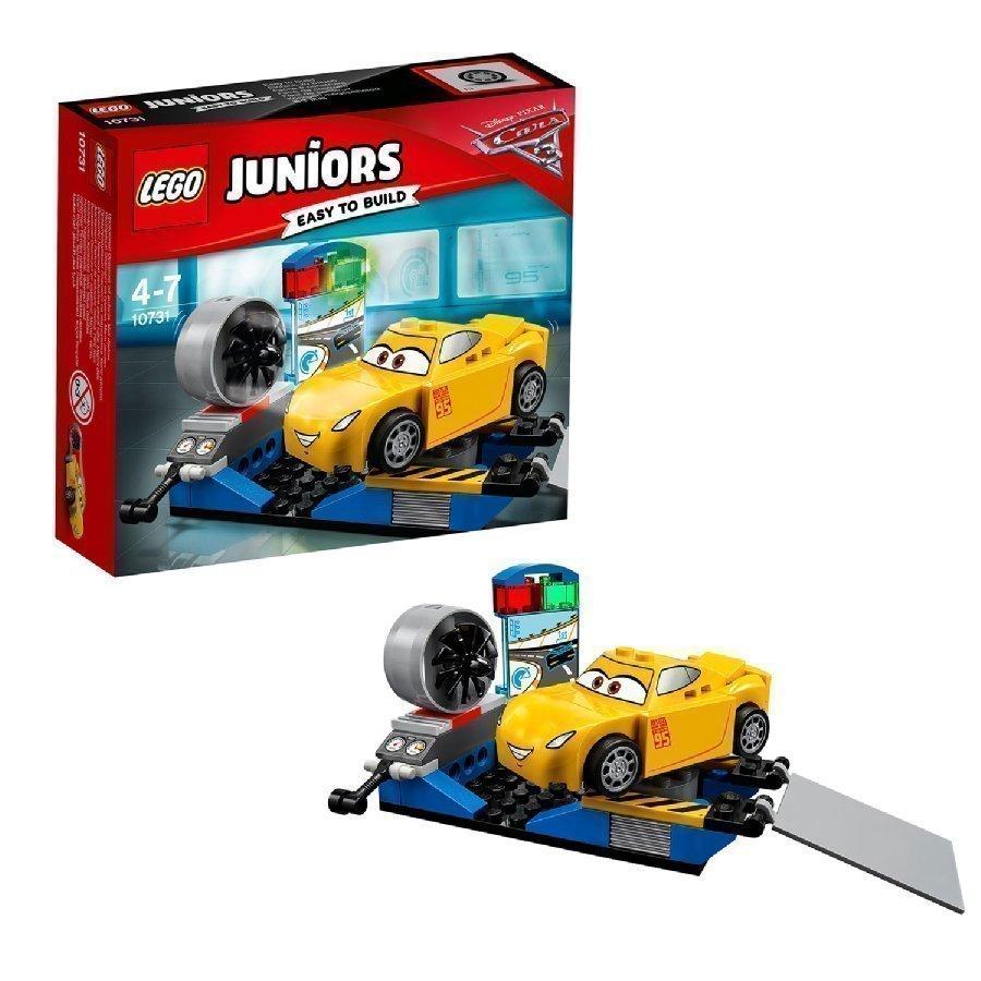 Lego Juniors Cars Cruz Ramirezin Kisasimulaattori 10731