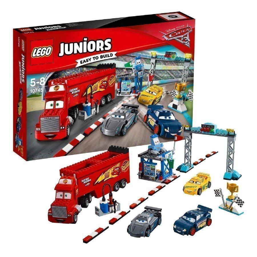 Lego Juniors Cars Florida 500 Loppukilpailu 10745