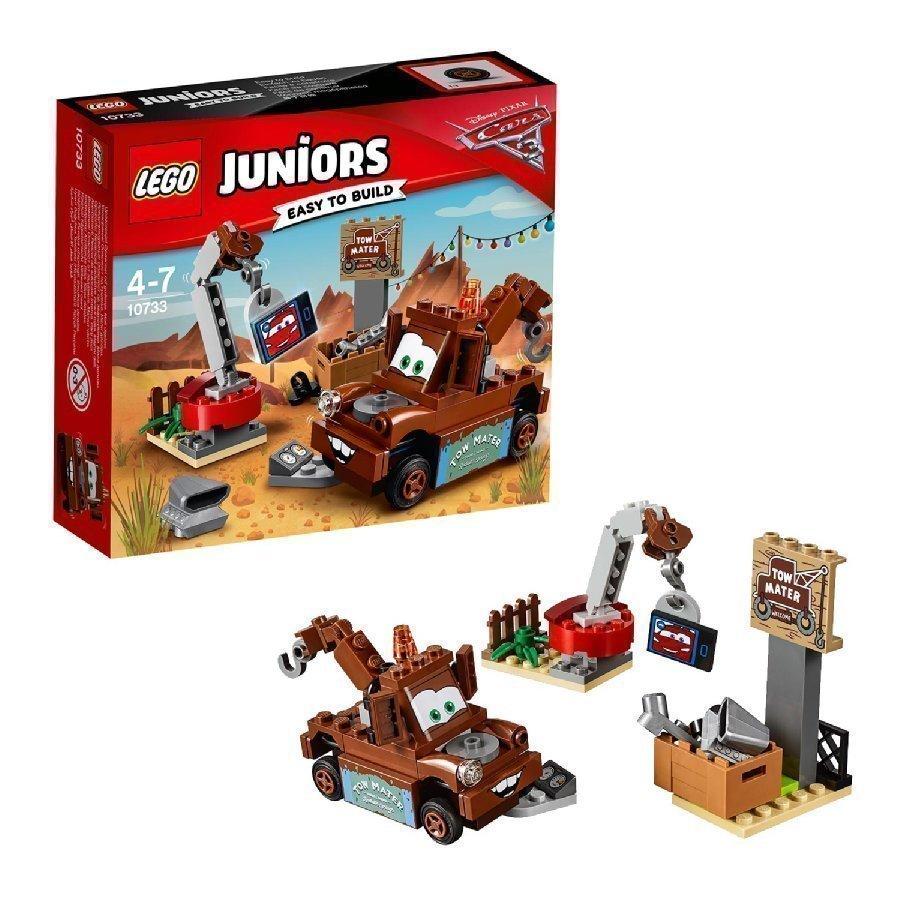 Lego Juniors Cars Martin Romukauppa 10733