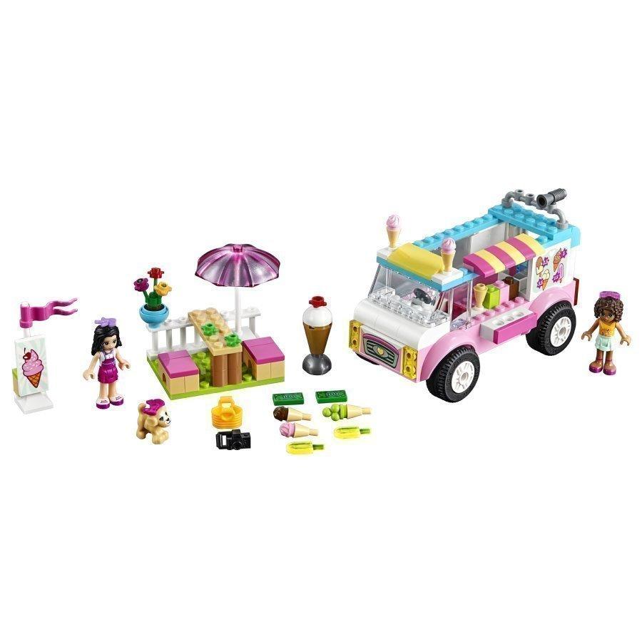 Lego Juniors Emman Jäätelöauto 10727