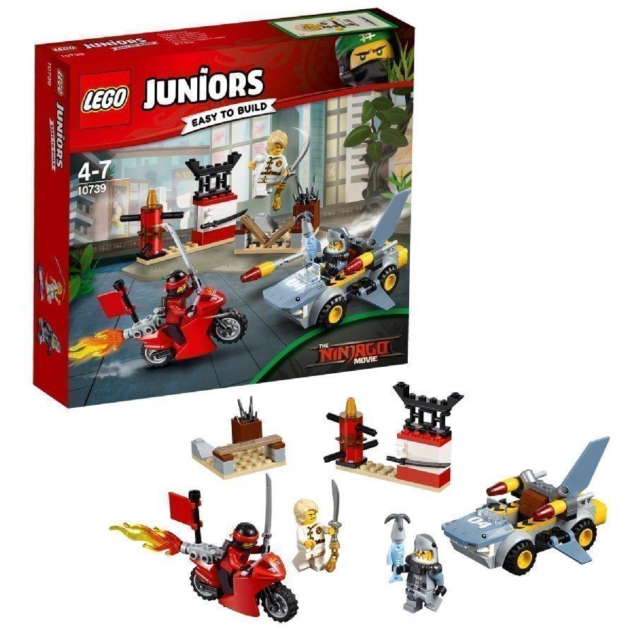 Lego Juniors Haihyökkäys 10739