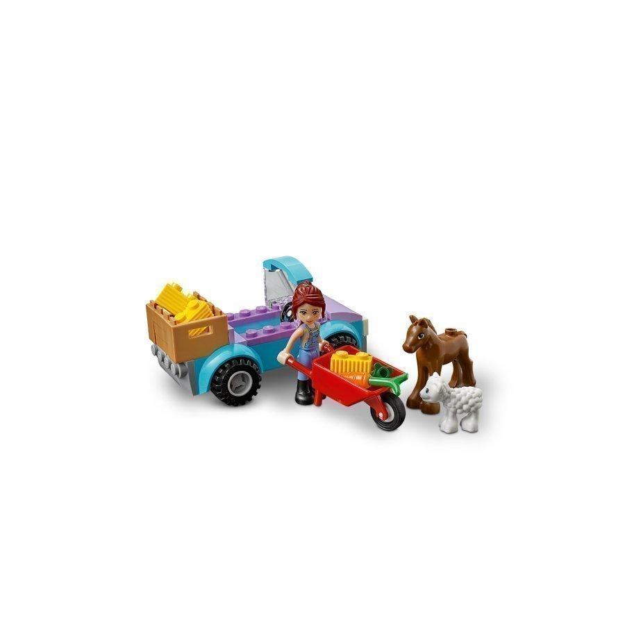 Lego Juniors Hevostalli Laukku