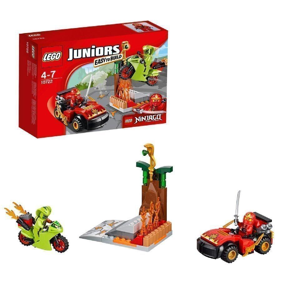 Lego Juniors Ninjago Käärmetaistelu 10722