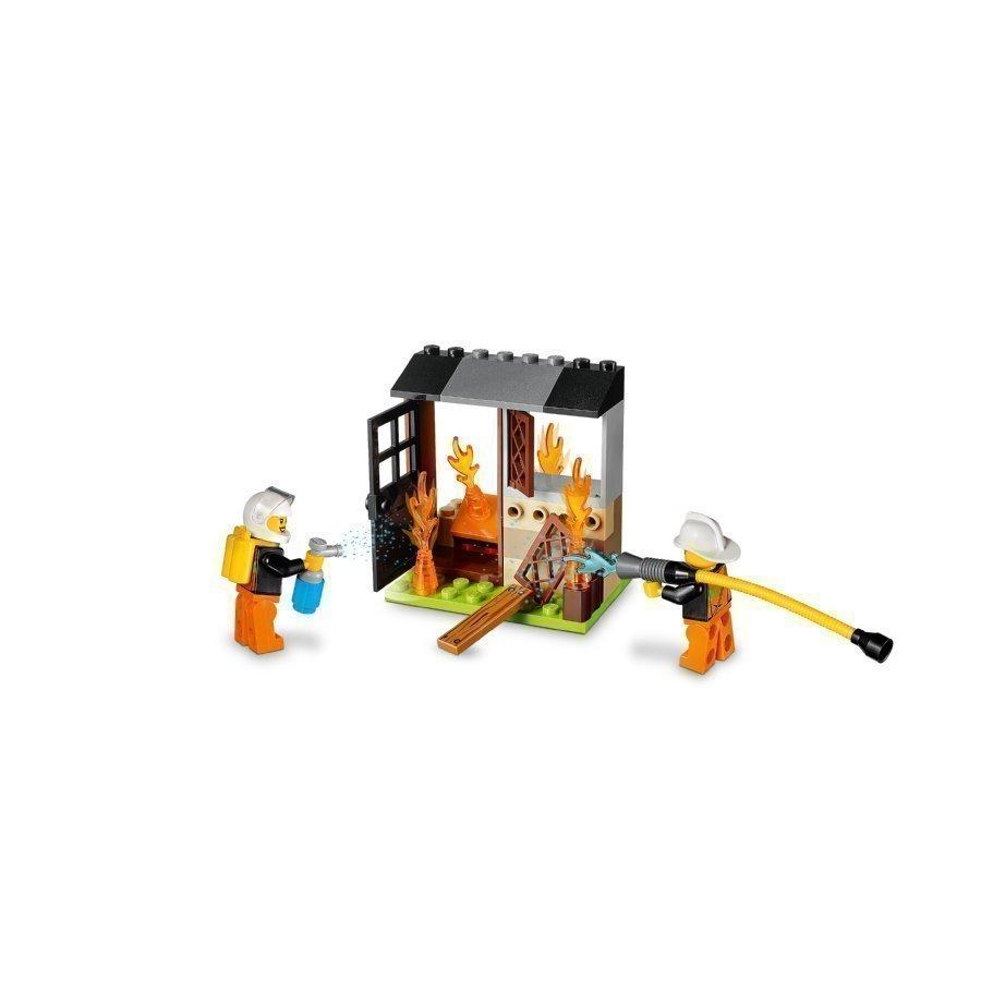 Lego Juniors Sammutusjoukko Laukku 10740