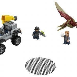 Lego Jurassic World 75926 Pteranodonin Takaa Ajo