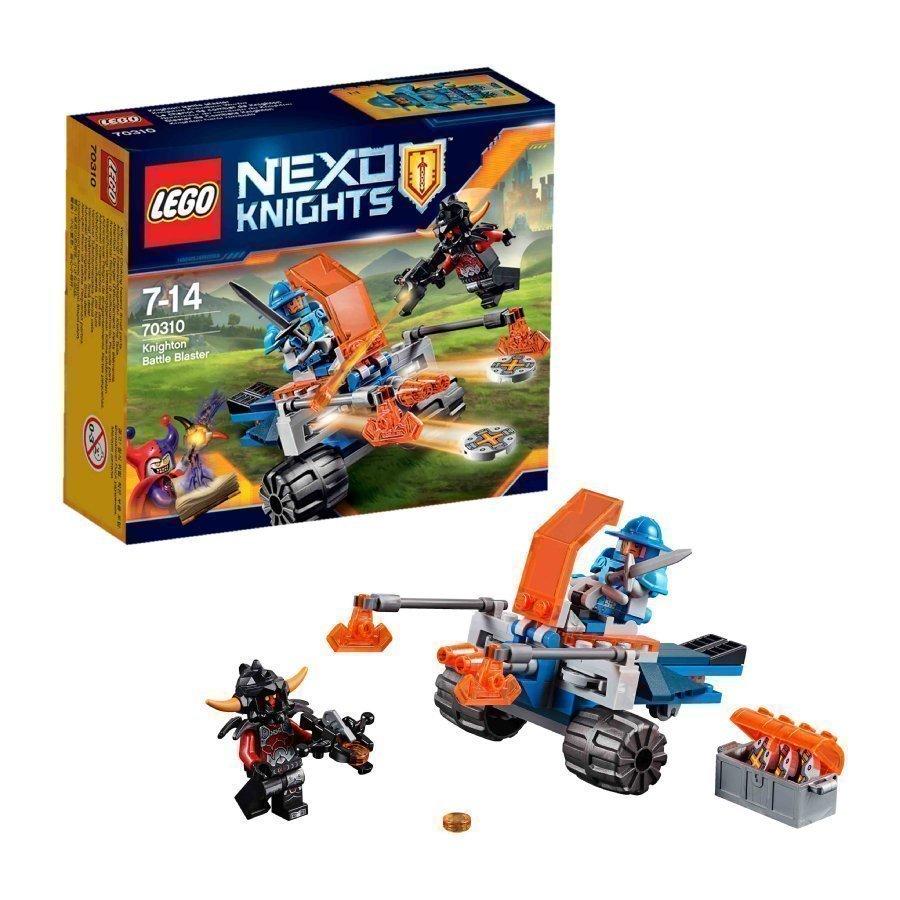 Lego Knights Ritari Ja Taistelublaster 70310