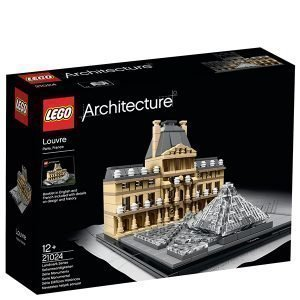 Lego Louvre