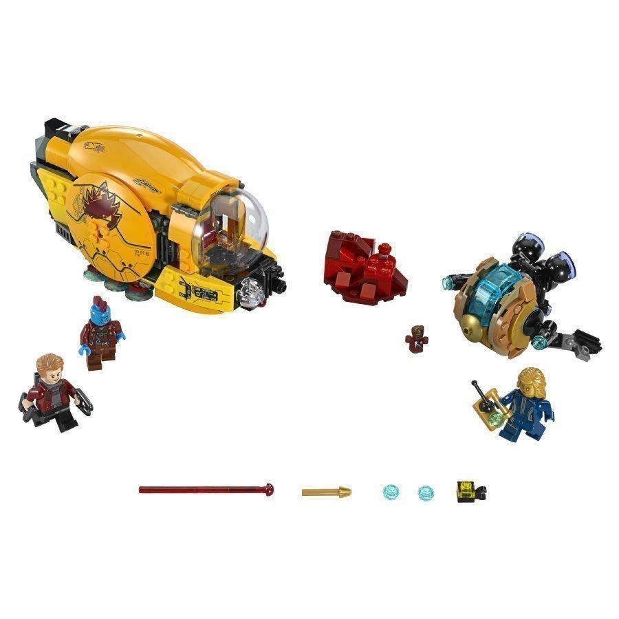 Lego Marvel Super Heroes Ayeshan Kosto 76080