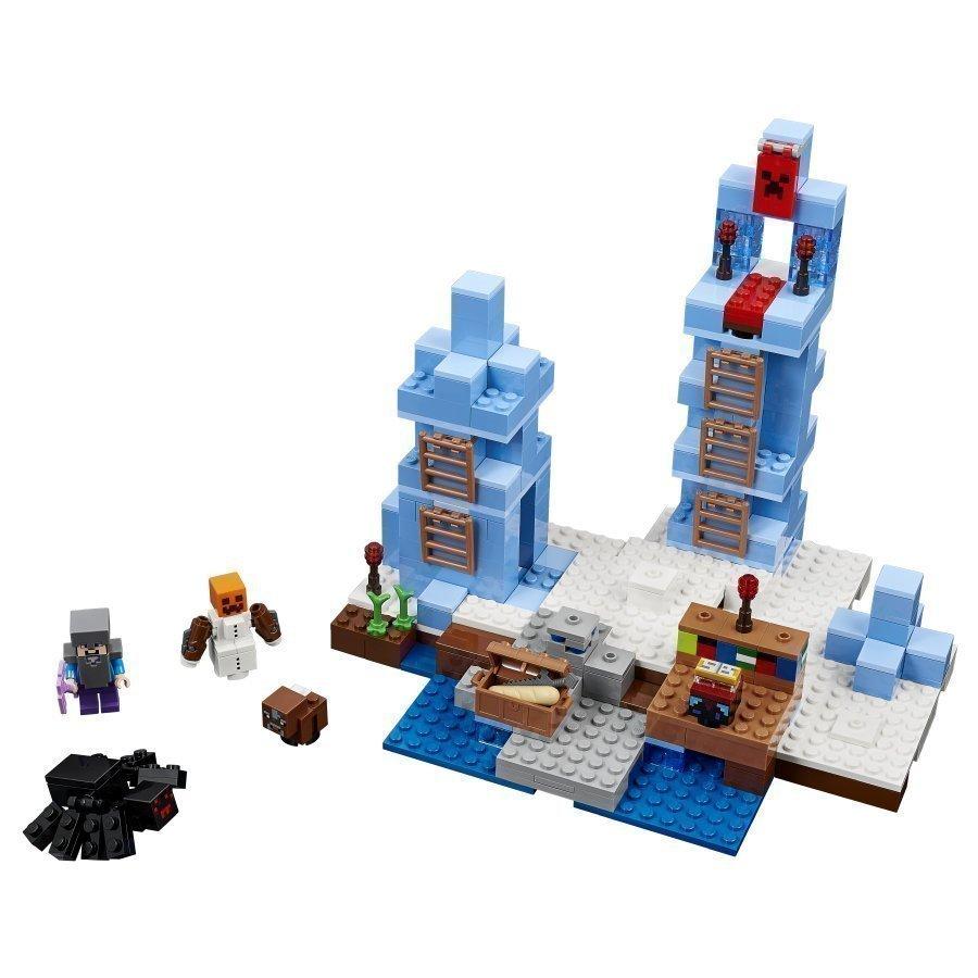 Lego Minecraft Jääpuikot 21131
