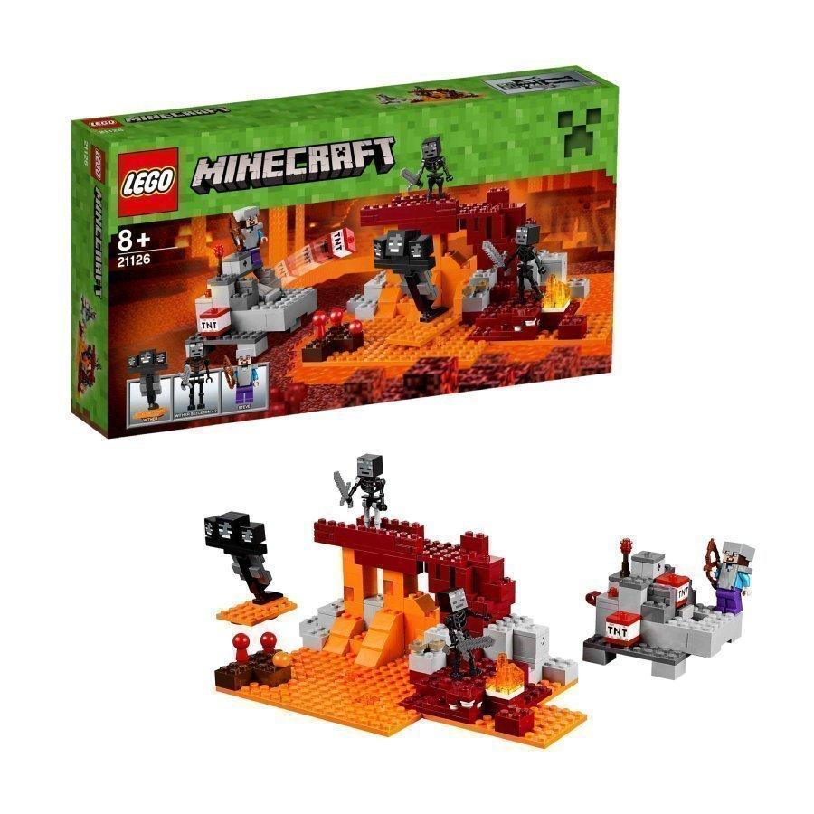 Lego Minecraft Näivettäjä 21126