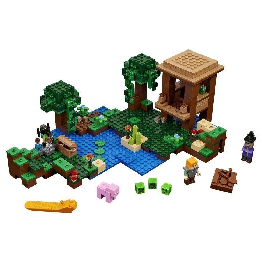 Lego Minecraft Noitamaja 21133