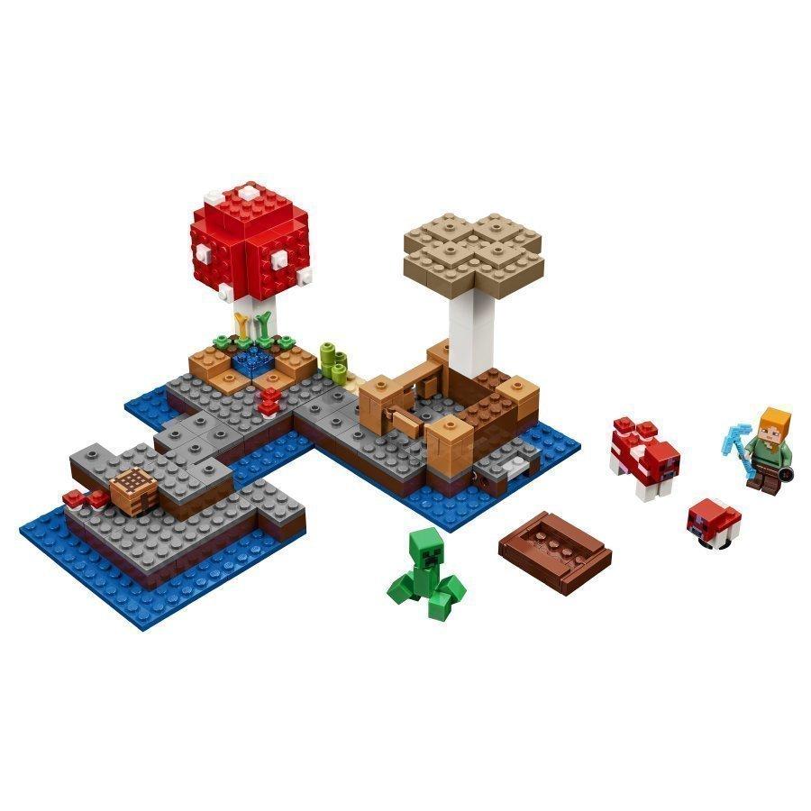 Lego Minecraft Sienisaari 21129