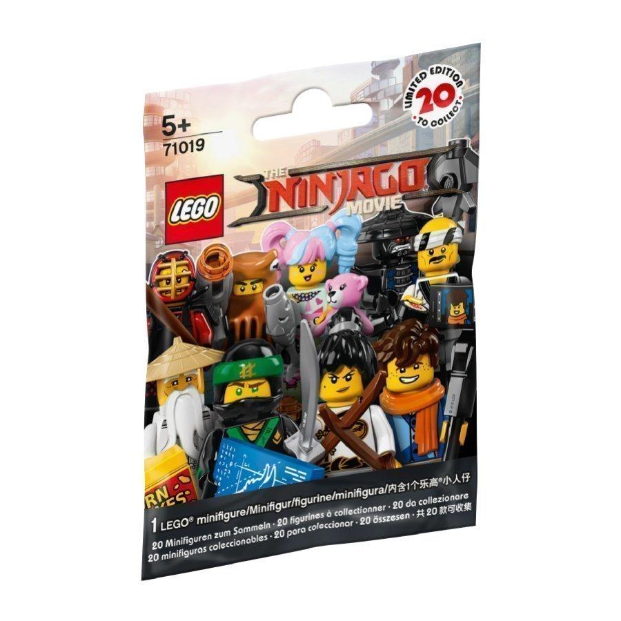 Lego Minifigures Ninjago Movie