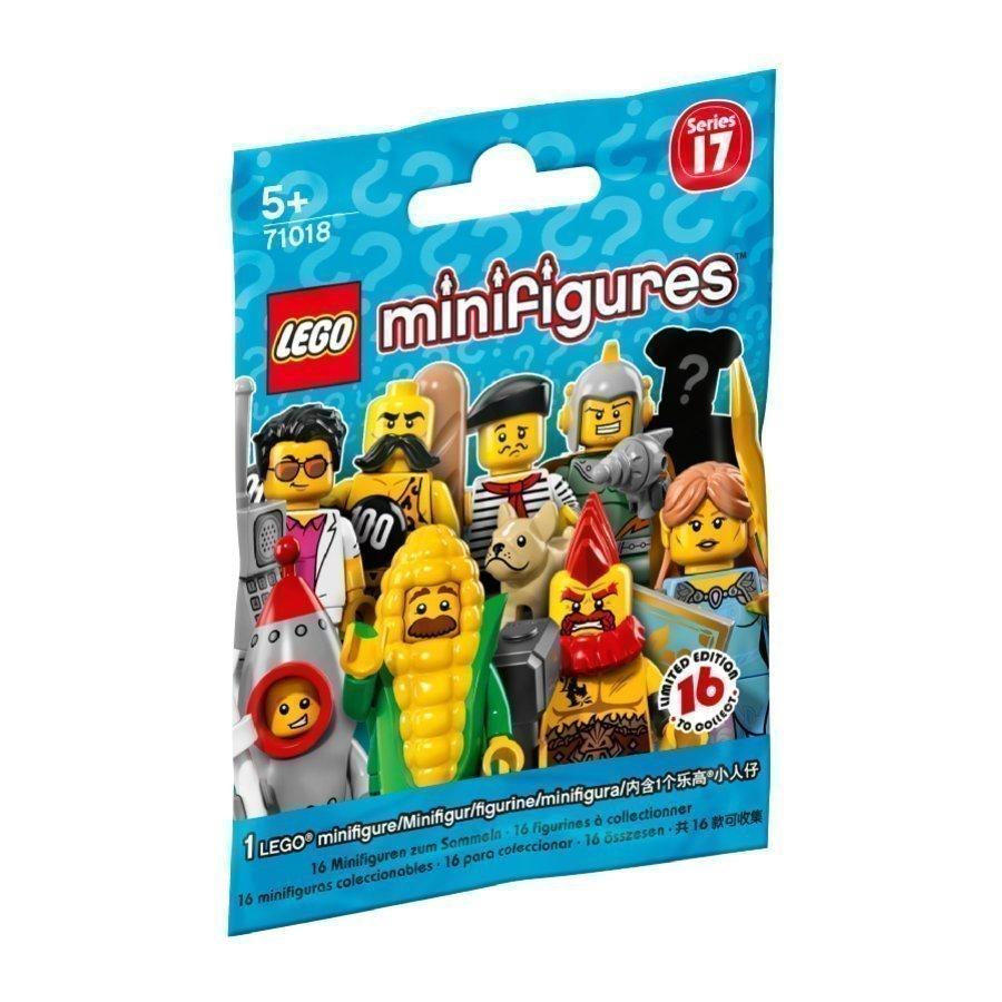 Lego Minifigures Sarja 17 71018