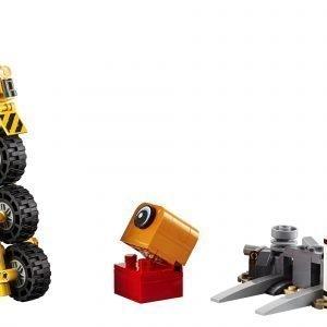 Lego Movie 70823 Emmetin Kolmipyörä!