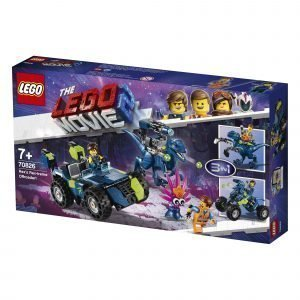 Lego Movie 70826 Rexin Rextreme Maasturi!