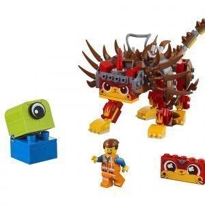 Lego Movie 70827 Ultrakatti Ja Soturi Lucy!