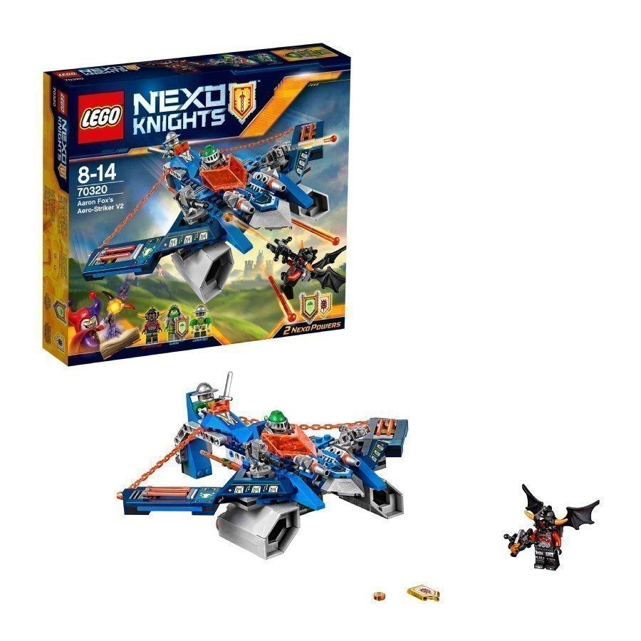 Lego Nexo Knights Aaronin Ilmahyökkääjä V2 70320