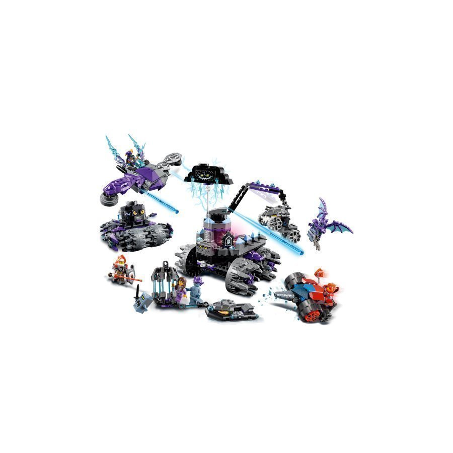 Lego Nexo Knights Jestron Äärimmäisen Hirveä Hyökkäystuhoa 70352