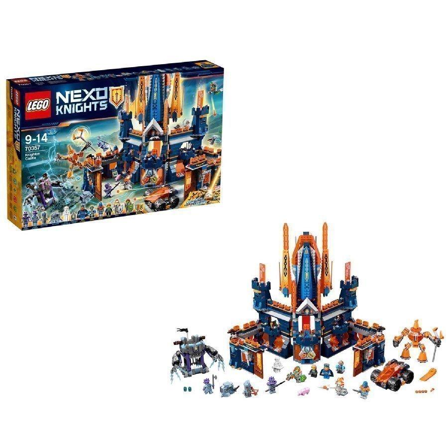 Lego Nexo Knights Knightonin Linna 70357