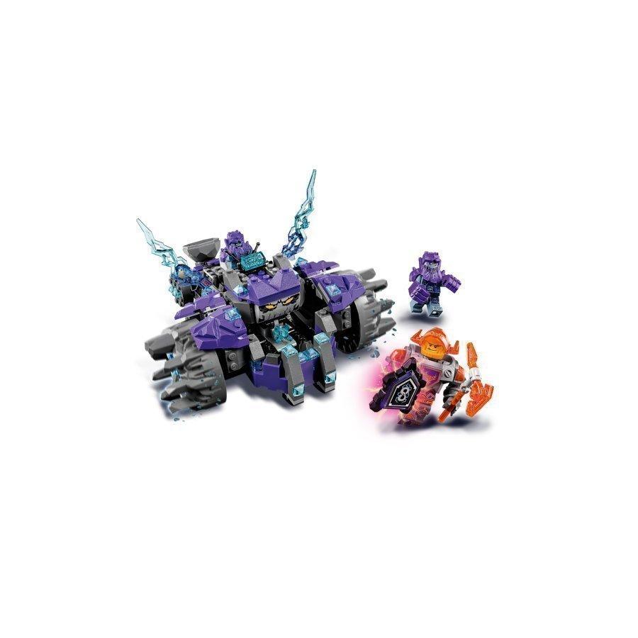 Lego Nexo Knights Kolme Veljestä 70350