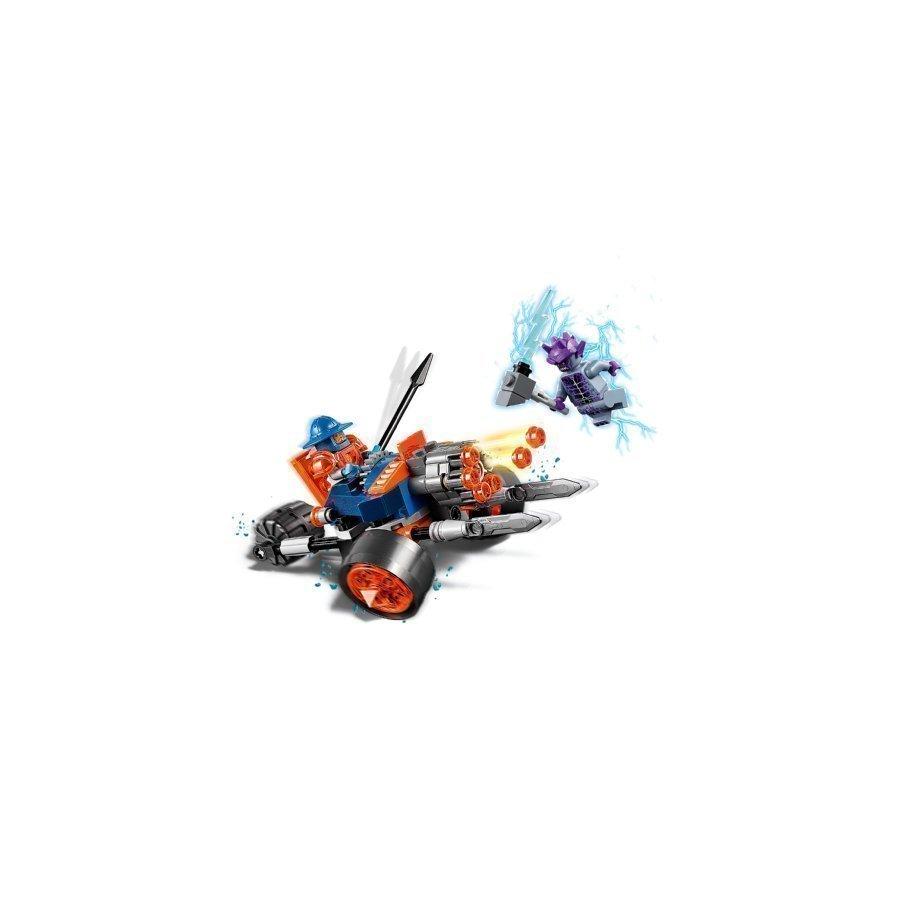 Lego Nexo Knights Kuninkaallisen Vartioston Tykistö 70347