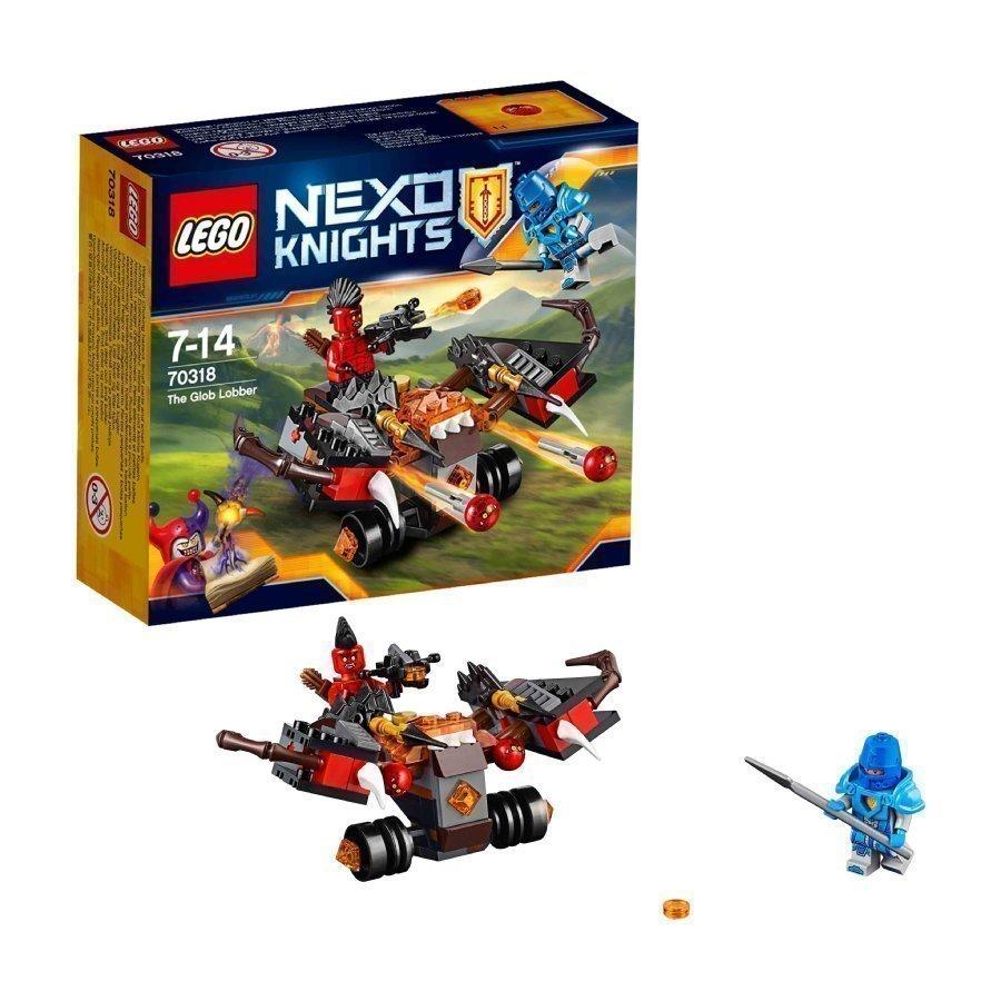 Lego Nexo Knights Möykkysinko 70318