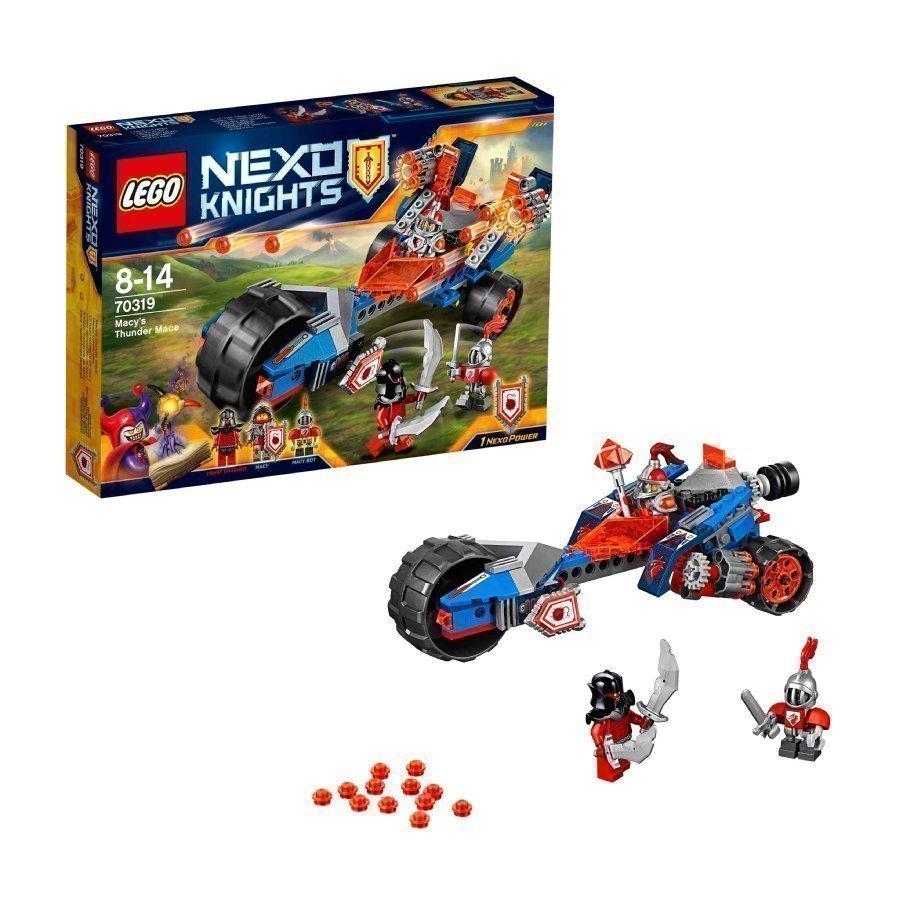Lego Nexo Knights Macyn Ukkosnuija 70319