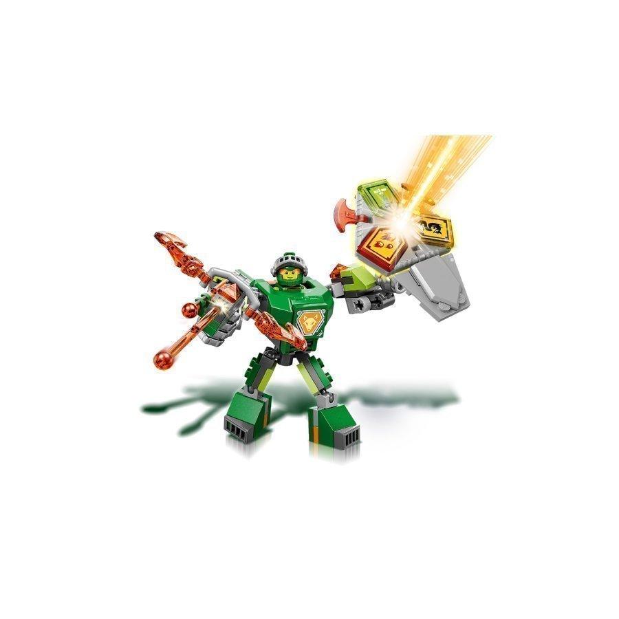 Lego Nexo Knights Taistelupukuinen Aaron 70364