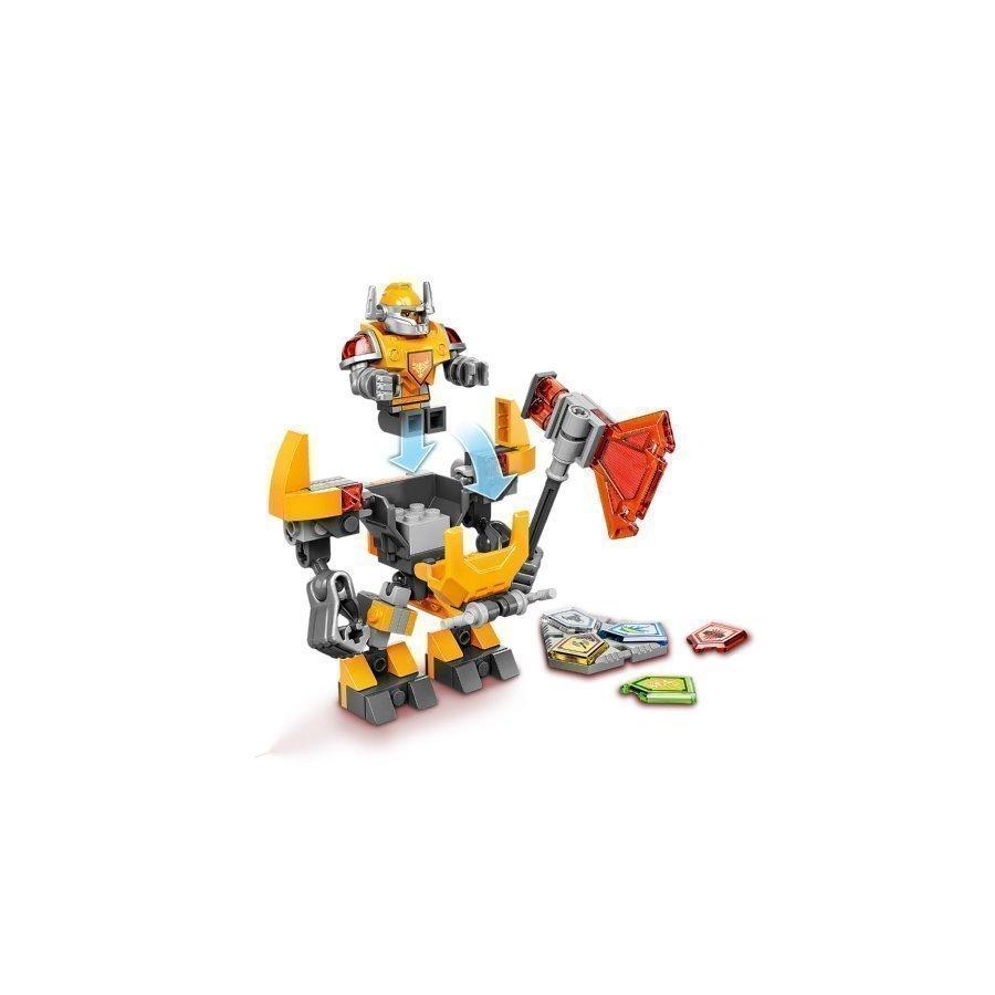 Lego Nexo Knights Taistelupukuinen Axl 70365