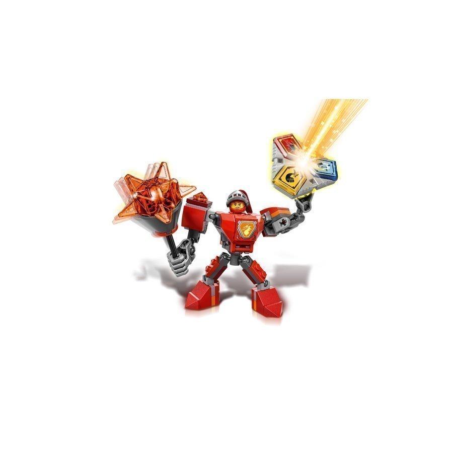 Lego Nexo Knights Taistelupukuinen Macy 70363