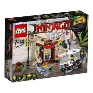 Lego Ninjago 70607 Takaa Ajo Ninjago Cityssä