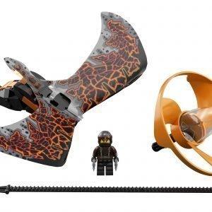 Lego Ninjago 70645 Cole – Lohikäärmemestari