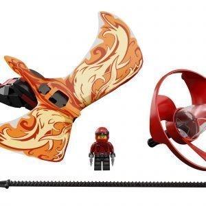 Lego Ninjago 70647 Kai – Lohikäärmemestari