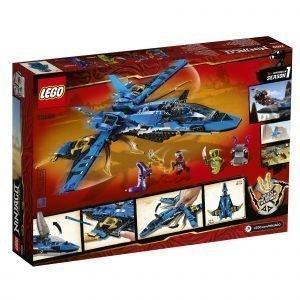 Lego Ninjago 70668 Jayn Myrskyhävittäjä