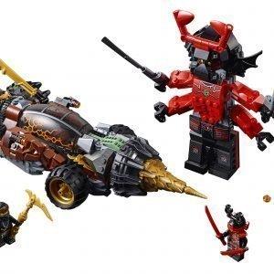 Lego Ninjago 70669 Colen Maapora