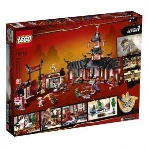 Lego Ninjago 70670 Spinjitzu Luostari