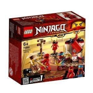 Lego Ninjago 70680 Harjoittelu Luostarissa