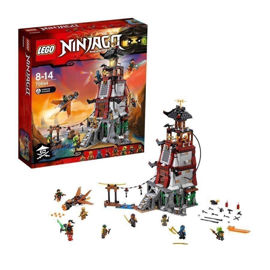 Lego Ninjago Majakan Piiritys 70594