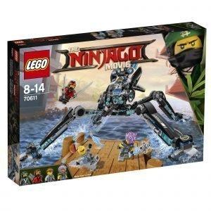 Lego Ninjago Movie 70611 Vesiharppoja