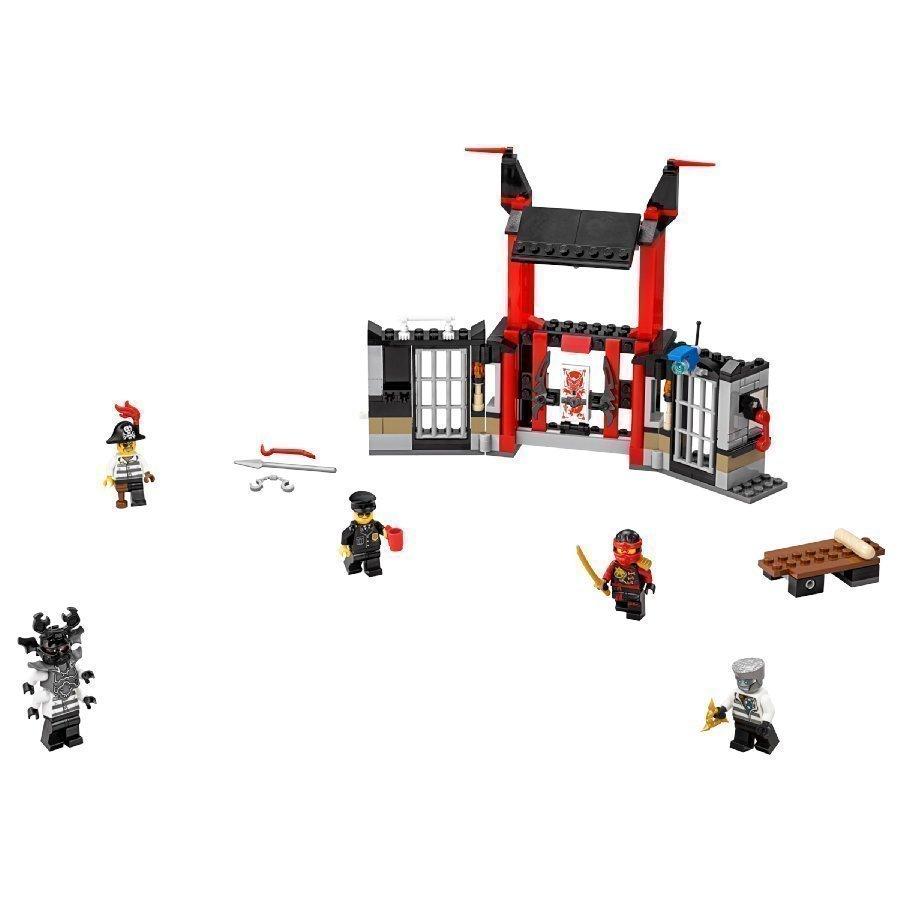 Lego Ninjago Pako Kryptarium Vankilasta 70591