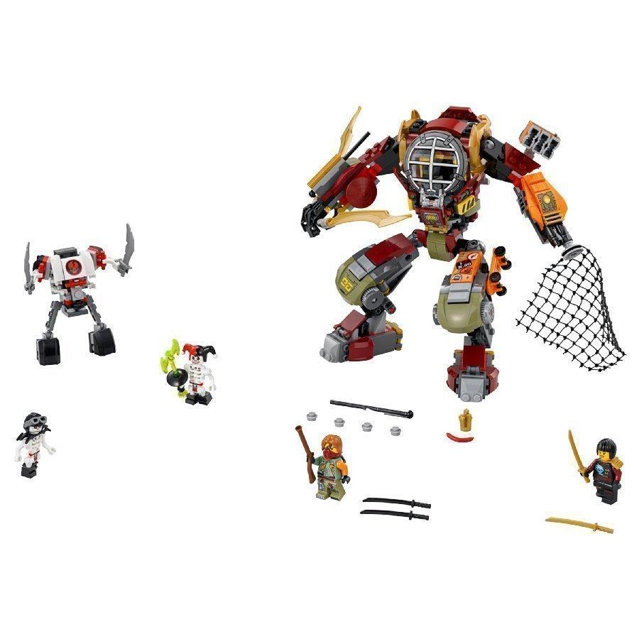 Lego Ninjago Pelasta M.E.C. 70592